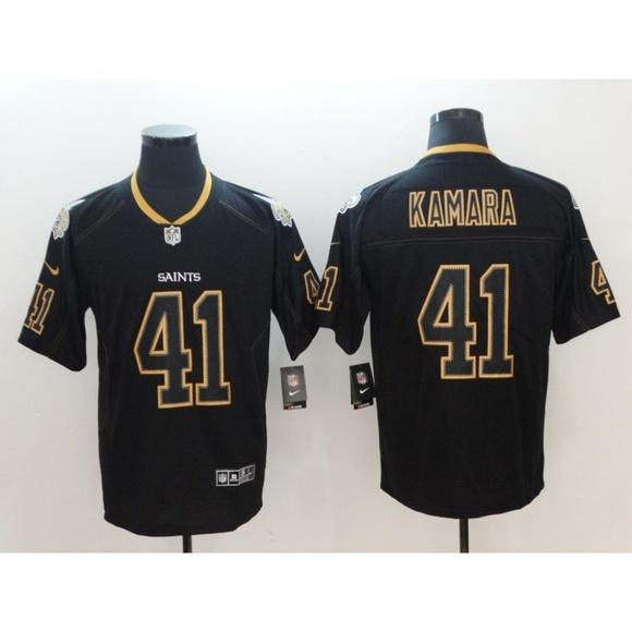 detailed look 2b5c1 3a79b New Orleans Saints Alvin Kamara Jersey (3) NWT